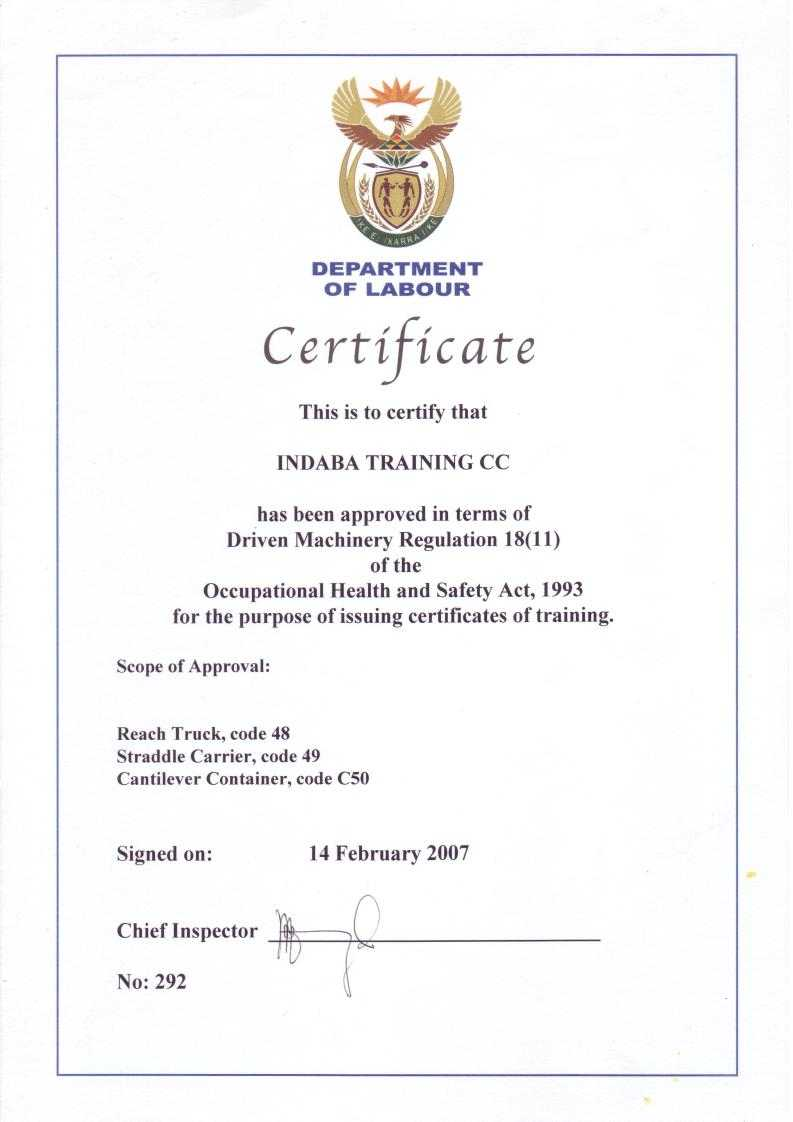 Indaba training bee certification 1betcityfo Image collections